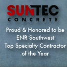 Suntec Named Top Specialty Contractor