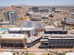 ACC Engineering Residence Hall at ASU